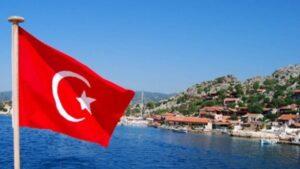 Turcia,  Cipru și Croația sunt în zona verde. Vezi lista actualizată