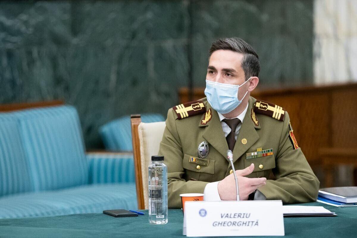 You are currently viewing Valeriu Gheorghiţă: Gradul de imunitate anti-Covid, nivel naţional, este de aproximativ 44%