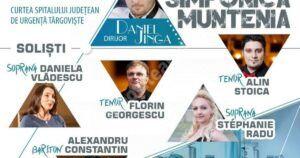 Centrul Județean de Cultură Dâmbovița aduce muzica la cadrele medicale