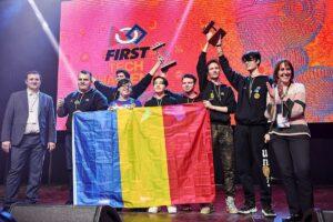 O echipă de elevi din România a câştigat aurul la Campionatul Internaţional de Robotică din Rusia