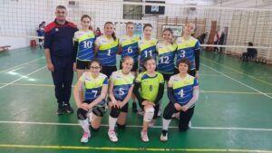 CSȘ Târgoviște începe bătălia pentru calificarea la turneul final al Campionatului Național de volei pentru cadete