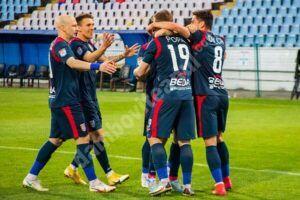 Denis Dumitrașcu va părăsi Chindia Târgoviște în vară. Mijlocașul a bătut palma cu FC Argeș