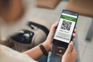 """""""Certificatul verde digital"""" european a intrat în faza de testare"""