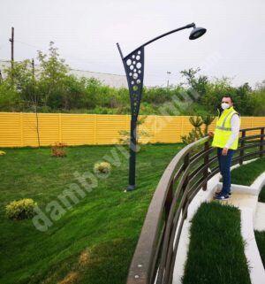Cel mai nou si mai spectaculos parc din Târgoviște intră în faza de recepție
