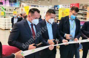 Astăzi a fost inaugurat magazinul Leroy Merlin de la Târgoviște