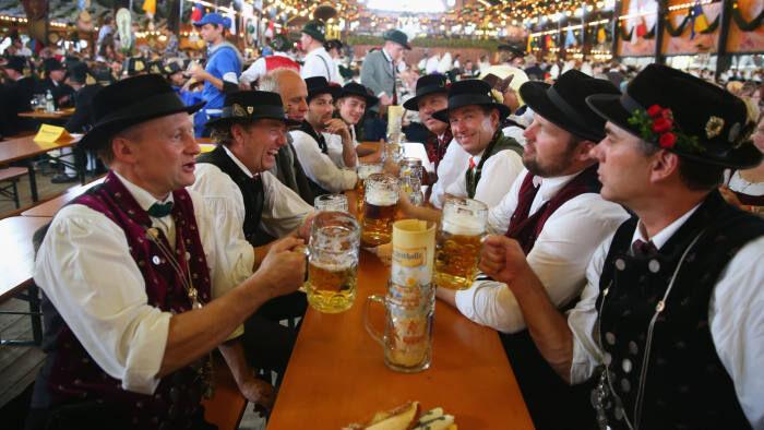 Germania a anulat organizarea festivalului Oktoberfest