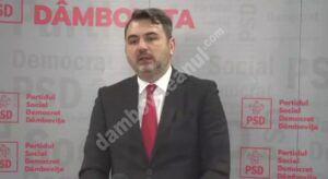 """Deputat Radu Popa: """"prefectul județului Dâmbovița trebuie să renunțe la atitudinea asta boemă pe care o are de luni, până vineri"""""""