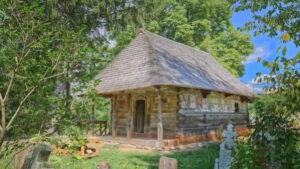 Biserica de lemn din satul Urși (România) printre câștigătorii Premiilor Europene pentru Patrimoniu 2021