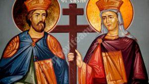 Tradiții și obiceiuri de Sfinții Constantin și Elena