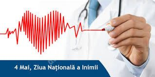 """Astăzi este """"Ziua Națională a Inimii""""; 60% din decesele înregistrate, anual, în România, sunt cauzate de boli cardiovasculare"""