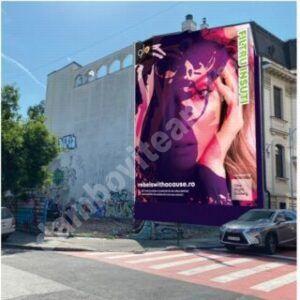 1.000 de metri pătrați de ziduri vor fi transformați în opere de artă, în București