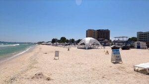 Plajele din Mamaia – Năvodari se deschid de la 1 iulie