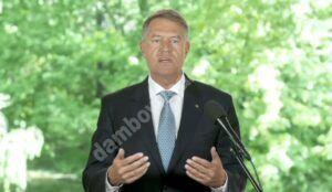 Klaus Iohannis: este imperativ să găsim soluții pentru redeschiderea cât mai multor tipuri de evenimente