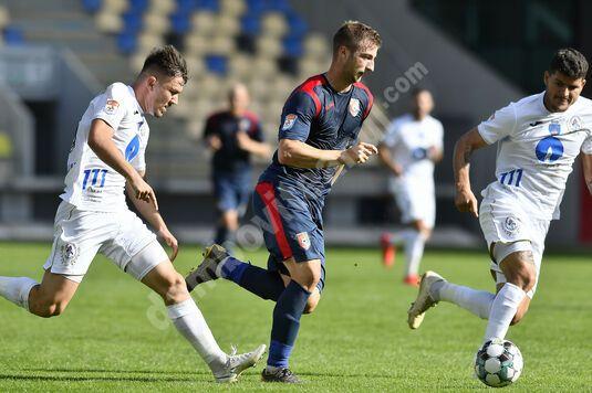 Chindia Târgoviște joacă astăzi cu Gaz Metan Mediaș, în etapa a 6-a a play-out-ului