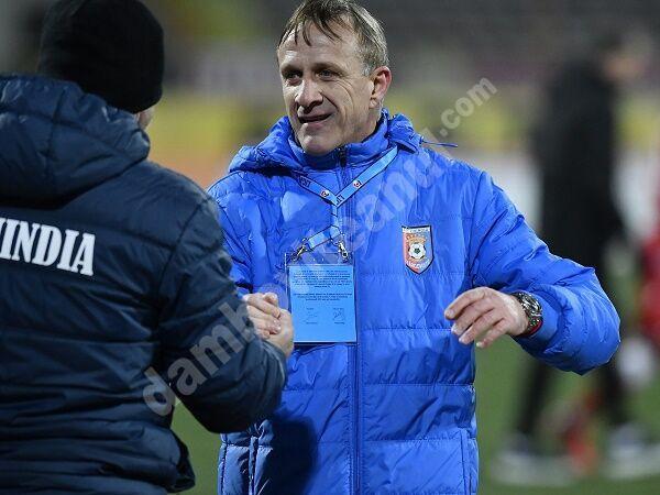 """Chindia Târgoviște ar putea rămâne fără antrenorul Emil Săndoi la sfârșitul campionatului. """"Nu știu exact nici eu ce fac din vară"""""""