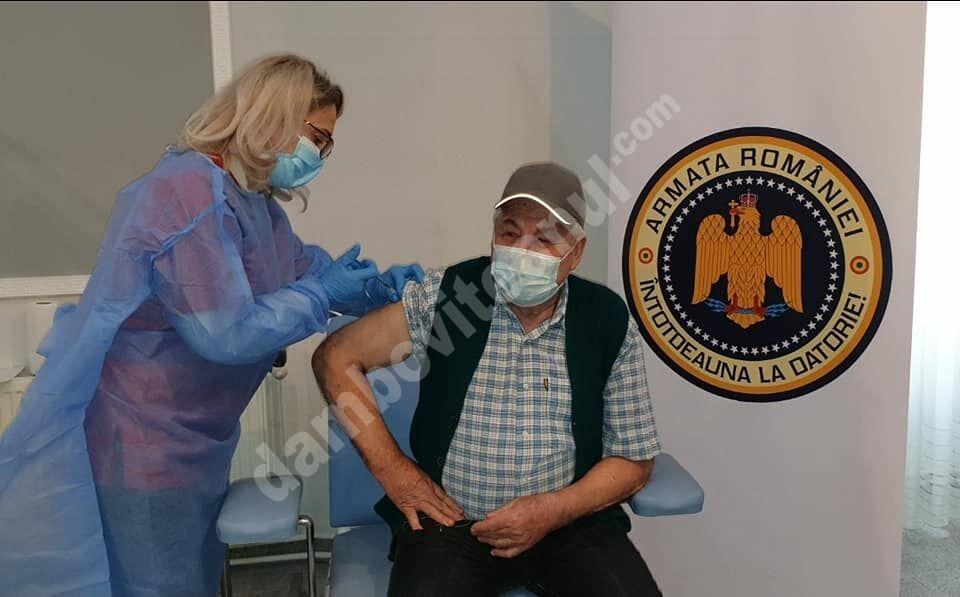 Mâine începe maratonul de vaccinare, în centrele Ministerului Apărării
