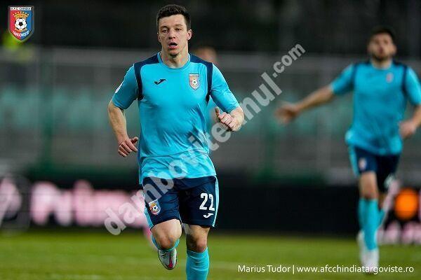 You are currently viewing Moldoveanul Vadim Rață a părăsit Chindia Târgoviște și a semnat cu FC Voluntari