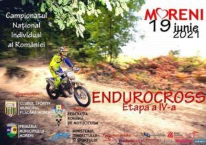 Orașul Moreni va găzdui etapa a IV-a din cadrul Campionatului Național Individual al României la Endurocross