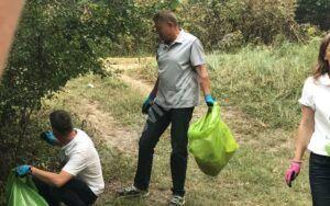 """Preşedintele Klaus Iohannis participă, astazi, la acţiunea """"Let's Do It, Romania!"""""""