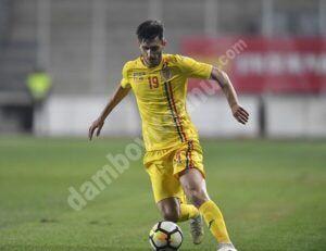 Dâmbovițeanul Andrei Ivan a fost titular în amicalul cu Anglia, pierdut de România