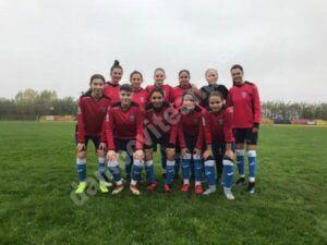 Fotbal feminin. CSȘ Târgoviște, start în meciurile din play-off-ul pentru promovarea în Liga 1 Feminin