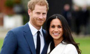 Read more about the article Prințul Harry și Meghan Markle au anunțat nașterea celui de-al doilea copil al lor, o fetiță, care va purta numele Lilibet Diana