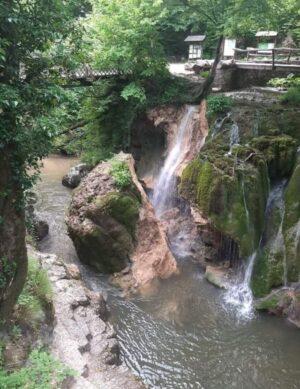 Cascada Bigăr s-a prăbușit din cauze naturale