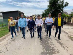 Liberalii se adună în jurul candidatului la primăria Braniștea
