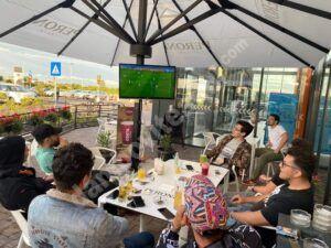 Cafeneaua DOTS ne invită la Campionatul European de Fotbal