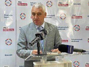 Read more about the article Stația de sortare a deșeurilor din Târgoviște aduce o nouă reconfirmare: Țuțuianu nu mai candidează vreodată la CJD și nici de Primărie nu e interesat
