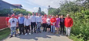 Read more about the article Corneliu Ștefan, prezent la Braniștea și Cojasca, pentru a sprijini candidații PSD la alegerile din 27 iunie