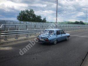 Centura Municipiului Târgoviste a fost finalizată; astăzi a fost dat în folosință podul de la Teiș