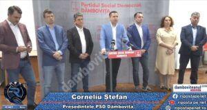 """Read more about the article Apel al președintelui PSD Dâmbovița, la locuitorii din Braniștea și Cojasca, """"să nu parieze pe un cal mort"""""""