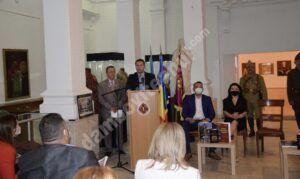 Simpozion dedicat Zilei Eroilor la Muzeul de Istorie din Târgoviște