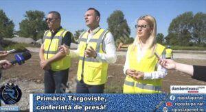 La Târgoviste continua lucrările pentru schimbarea radicală a transportului public local