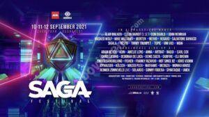 Read more about the article SAGA Festival prezintă, în exclusivitate anul acesta, în România: Tiësto, Don Diablo, Alan Walker și Salvatore Ganacci