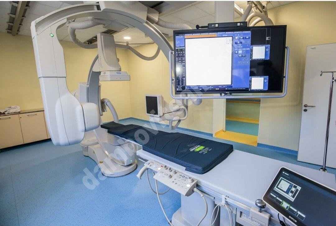 Aparat angiograf, vital pentru tratarea și salvarea dâmbovițenilor care suferă de infarct miocardic acut