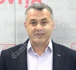 """Costin Cozma, purtător de cuvânt PSD Dâmbovița, despre Cristian Ghinea: """"Ministrul Zero"""" trebuie să plece, a atins nivelul maxim al incompetenței cu PNRR"""
