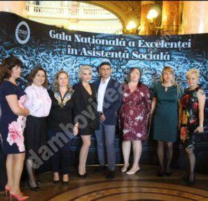 Gala Națională a Excelenței în Asistență Socială, ediția VII