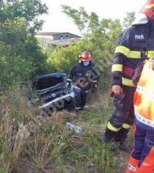 Accident rutier soldat cu două victime în comuna dâmbovițeană Petrești