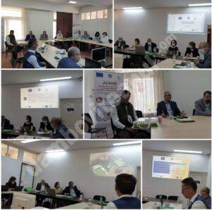 Evoluția pieței muncii, reconversia și nevoia de calificare, dezbătute prin proiectul ACAFAR, la Târgoviște