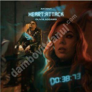 """Read more about the article Akcent, în colaborare cu Olivia Addams, lansează """"Heart attack"""""""
