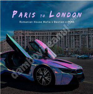 Read more about the article Paris to London, un nou release Romanian House Mafia alături de Bastien și INNA