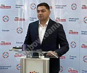 Răzvan Bejan, viceprimarul municipiului Moreni, a câștigat procesul cu PSD Moreni