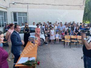Read more about the article Valoarea burselor de merit pentru elevi a crescut, la Răzvad, la 500 de lei