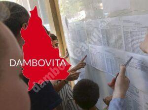 Read more about the article Toți elevii dâmbovițeni, care și-au completat opțiunile au fost repartizați în unitățile liceale de stat