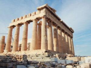 Ministerul de Externe a emis o avertizare de călătorie pentru Grecia, din cauza unei greve generale