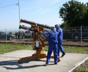 Read more about the article Un număr record de rachete antigrindină a fost lansat în ultima săptămână, în România