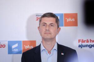 Read more about the article Barna a anunțat că membrii USR-PLUS vor vota împotriva moţiunii de cenzură depusă de PSD