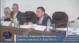 """Read more about the article Corneliu Ștefan-președinte CJD: """"Consilierii Pro-România s-au abținut la cel mai mare proiect de dezvoltare a comunităților locale"""""""